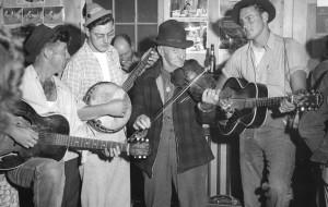 Jamming 1940's style
