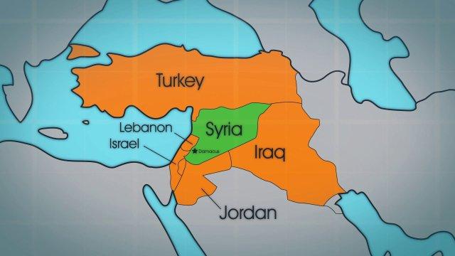 syria-neighbors-map