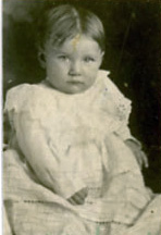 My grandmother in 1911
