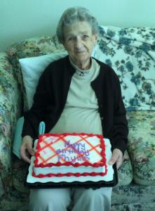 Mother's 88h birthday