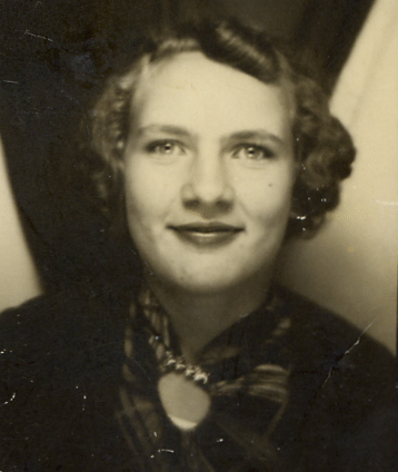 Phyllis Staley at age 12